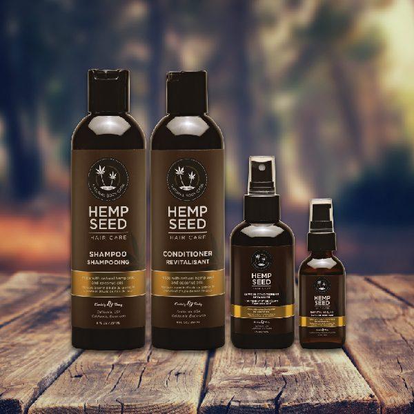 Hemp Seed Hair Care